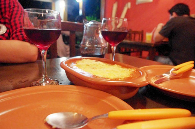Tortelli de abóbora Zuppa
