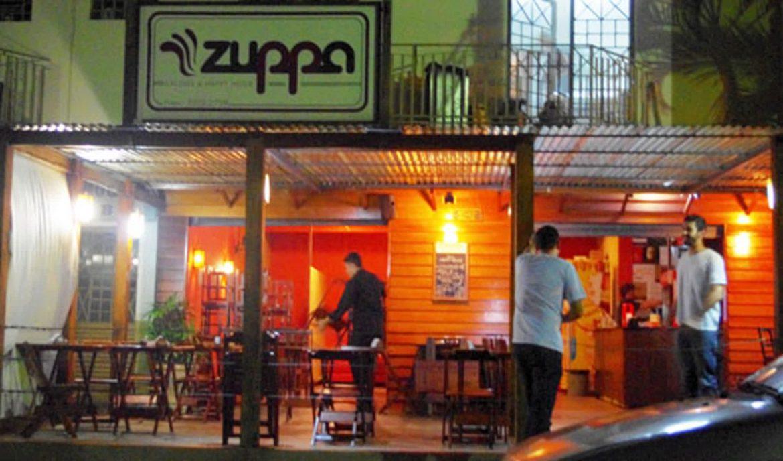 Fachada Zuppa