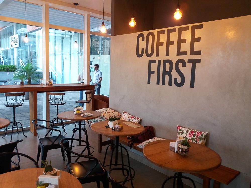 Cafeteria em Londrina Café Mojo