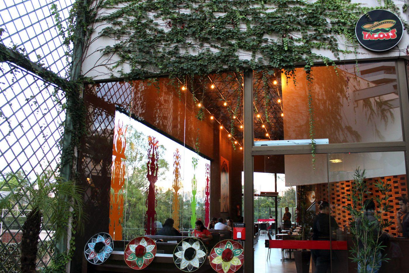 fachada restaurante tacos tacoss mexicano londrina